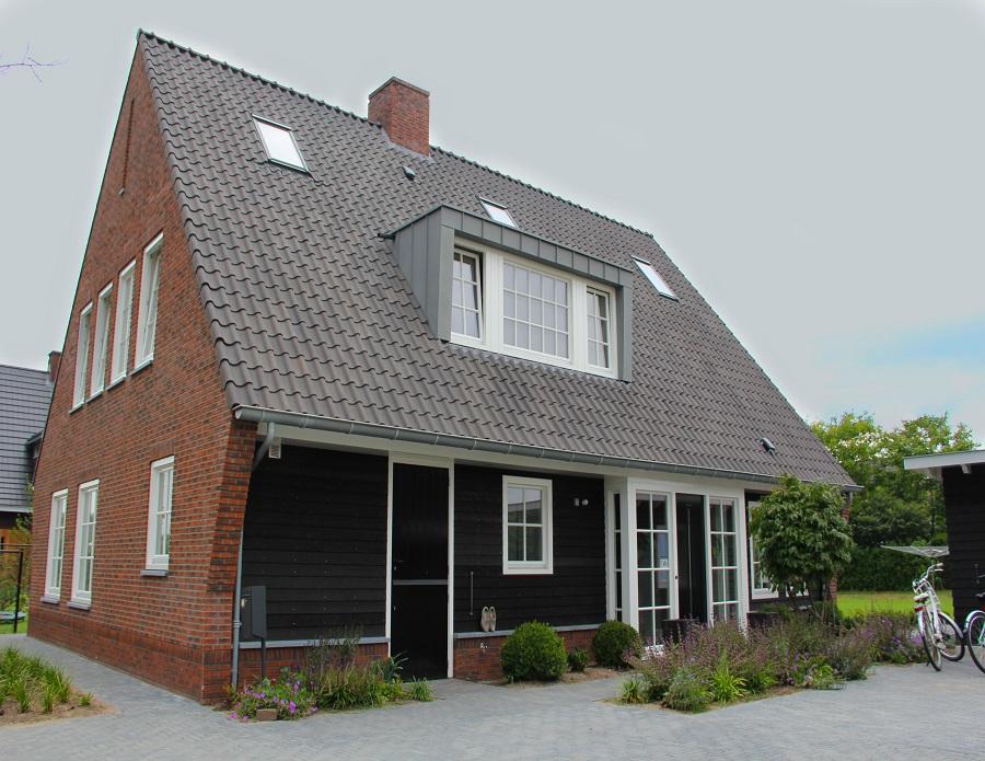 Maas, Nieuwbouwwoning Middelbeers